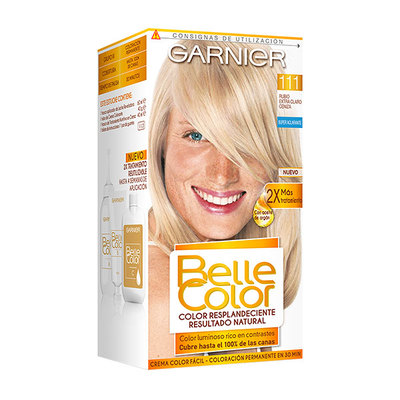 OC BELLE COLOR 111 RUBIO EXTRA CL CENIZA
