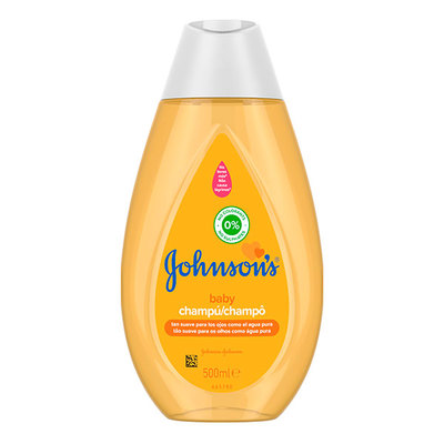 UC JOHNSONS CHAMPU CLASICO 500 ML