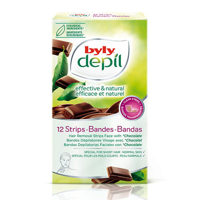 BYLY TURBOBANDA FAC CHOCOLATE 12 BNDS
