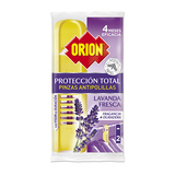 ORION PINZA ANTIPOL TOTAL LAVANDA 2X4GR