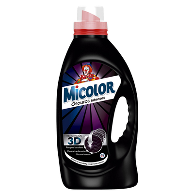 MICOLOR GEL NEGRO MAGIC 1,186 LT C-23