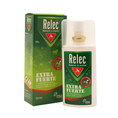 RELEC REPEL INSECTOS EXTRAF SPRAY 75ML