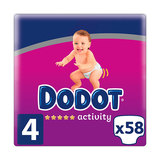 DODOT ACTIVITY T-4 P PASOS 58 UN