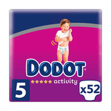 DODOT ACTIVITY T-5 JUNIOR 52 UN