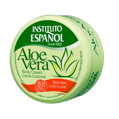INSTITUTO ESP CR CORP ALOE VERA 400ML