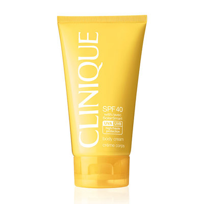 CLINIQUE SUN BODY CREAM SPF40 150 ML
