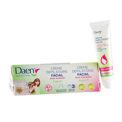 DAEN CR DEPILATORIA FACIAL 15 ML