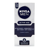 NIVEA F MEN BALSAMO ACTIVE AGE 75 ML