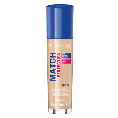 MATCH PERFECTION FOUNDATION MAQUILLAJE FLUIDO