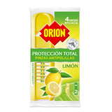 ORION PINZA ANTIPOL TOTAL LIMON 2X4GR