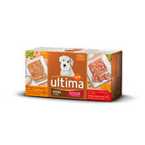 ULTIMA DOG TARR SENIOR MULT 4X150 G