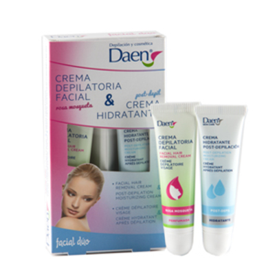 DAEN CR DEPILAT-HIDRAT FACIAL 30 ML
