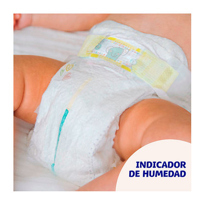 DODOT SENSITIVE R-NACIDO T-1 2-5KG 28 UN