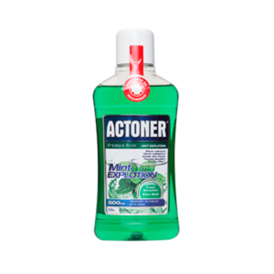 ACTONER ENJUAGUE BUCAL MINT EXPL 500