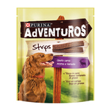 PURINA SNACKS ADVENTUROS STRIP 90 GR