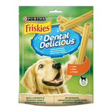 FRISKIES SNACKS DENTAL DELICIOUS MED-GDE