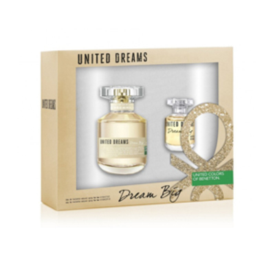 BENETTON SET DREAM BIG EDT 50 VAP-MINI