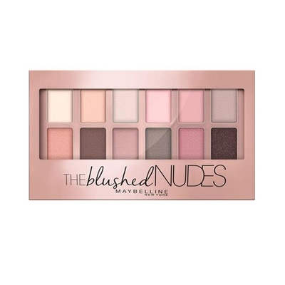UC MAYBEL SOMBRA PALETA THE BLUSH NUD 01