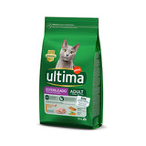 ULTIMA CAT ESTERILIZADOS POLLO 1,5 KG