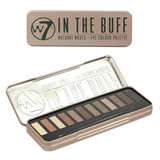 W7 IN THE BUFF EYE COLOUR PALETTE