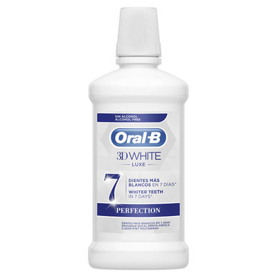 UC ORAL B COL 3DW PERFECCION 500 ML