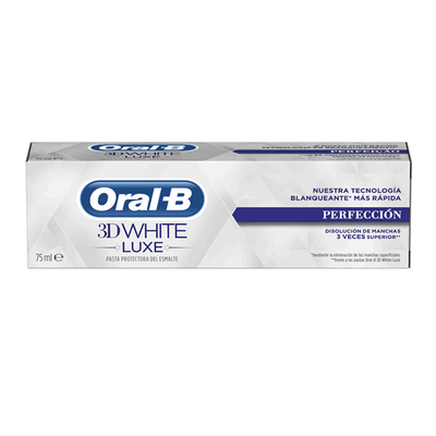 ORAL B PASTA 3DW LUX PERFECCION 75 ML