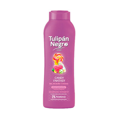 TULIPAN NEGRO GEL CANDY FANTASY 720 ML