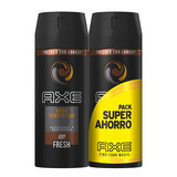 AXE DES DUPLO SPRAY DARK TEMPATION 150M