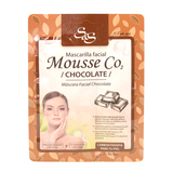 SYS MASC FACIAL MOUSSE CHOCOLATE