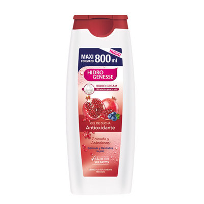HIDROGENESSE GEL ANTIOXIDANTE 800 ML