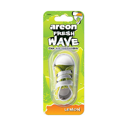 AREON AMB COCHE FRESH WAVE LIMON