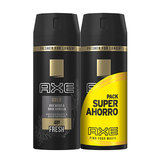 AXE DES DUPLO SPRAY GOLD TEMP 150 ML
