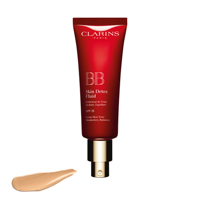 BB SKIN DETOX FLUID SPF 25 CREMA CON COLOR HIDRATANTE Y ANTI IMPERFECCIONES