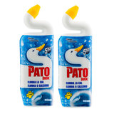 PATO WC AZUL 750 ML DUPLO
