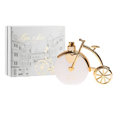 MORAKOT GO CHIC GOLD BICICLETA EDP 100 ML VAPO | Perfumerías