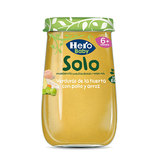 HERO BABY SOLO ECO VERD POLLO ARROZ 190G
