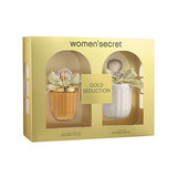 WS SET GOLD SEDUCT EDP 100 VAP-LOC 200ML
