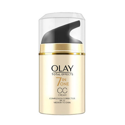 UC OLAY T EFFECTS CC CREAM MEDIO 50 ML