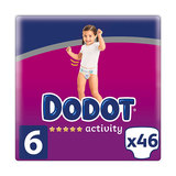 DODOT ACTIVITY T-6 46 UN