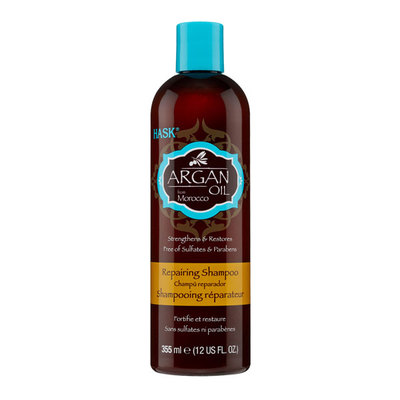 HASK CHAMPU ACEITE ARGAN 355 ML