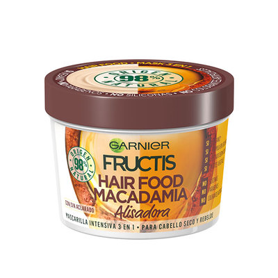 FRUCTIS HAIR FOOD MASCARILLA MACADAM 390