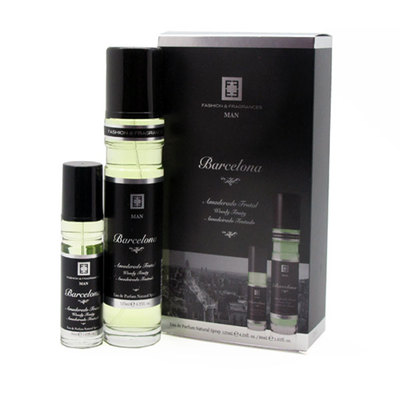 FASHION FRAG SET MAN SKYLINE BCN EDP 125