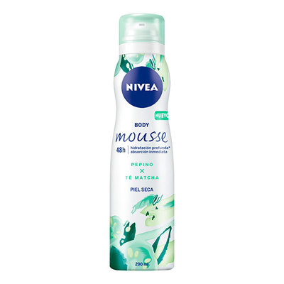 NIVEA BODY MOUSSE PEPINO 200 ML