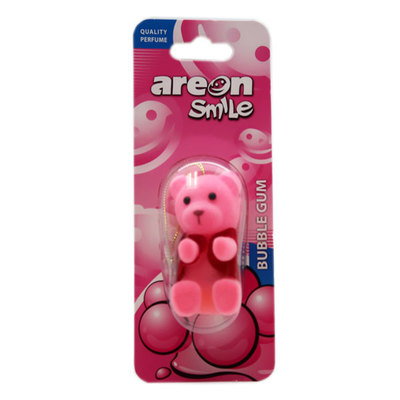 AREON AMB COCHE TOY BUBLE GUM