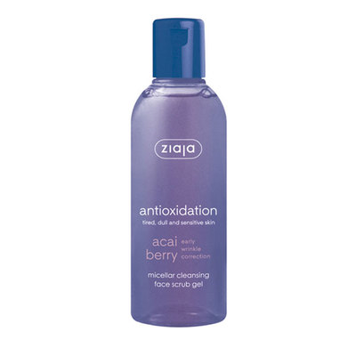 ZIAJA ACAI GEL EXFOLIANTE LIMP MIC 200ML