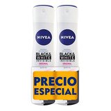 NIVEA F WOMAN DES SPRAY INV BW DUPLO 200