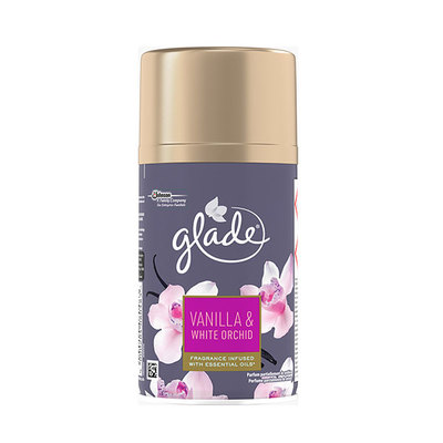 UU GLADE AUTOM SPRAY REC VAINILLA 269 ML