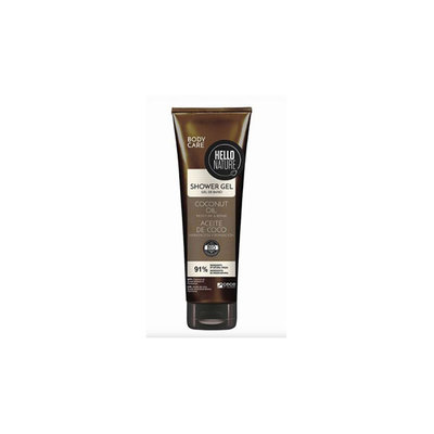 HELLO NATURE GEL DE DUCHA COCO 250 ML