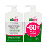 SEBAMED EMULSION AC OLIVA L-2X750 ML