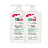 SEBAMED LECHE CORPORAL L-2X750 ML